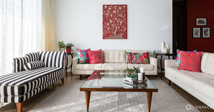 This Home Design is Inspiration for Anyone Who Wants to Upgrade Their Rental Home