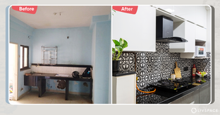 5 Things in This Freshly Renovated 2BHK That Made Us Go Wow!