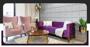 Searching for Stunning Design Ideas for Your Home? Check this 3BHK Out!