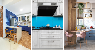 12 Kitchen Design Styles That are Best Suited to Indian Homes