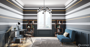 5 Smart Wall Painting Techniques That Can Help Spruce Up Your Walls