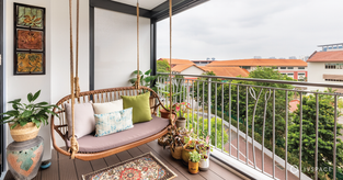5 Jhoola Designs You Will Love for Your Balcony