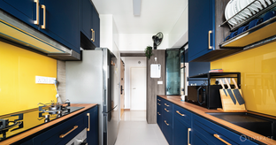 10 Design Secrets for a Kitchen That Will Always Stay Clean