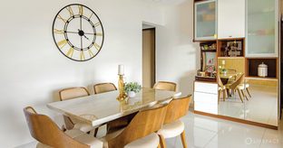 Stylish Yet Economical: Lessons We Can Take From This 2BHK in Pune