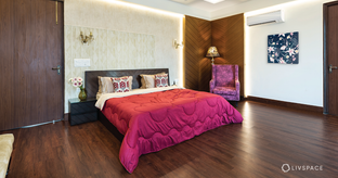 wooden flooring-cover