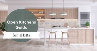 open concept kitchen guide-tips and tricks