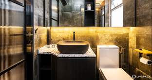 6 HDB Toilet Designs That are Ideal for Small and Big Bathrooms