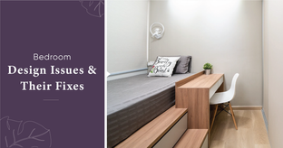 Expert Advice: Solutions for the Top 3 Bedroom Design Problems