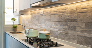 How to Get a Good-looking Backsplash on a Low Budget