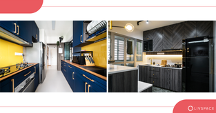 Best BTO Kitchen Layout Based on 6 Kinds of Requirements