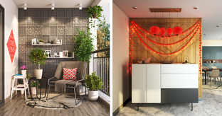 6 Festive Home Decor Ideas for Chinese New Year 2021