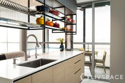 Why is Open Concept Kitchen for HDBs the Best? Let Us Explain