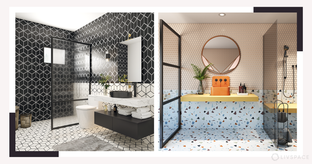 Attractive Wall and Floor Tiles Are All You Need for Your Bathroom Makeover