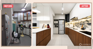 Extreme Kitchen Makeovers That Will Inspire You to Get One Too