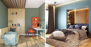 Want More Storage in Your Compact Bedroom? Check This Out