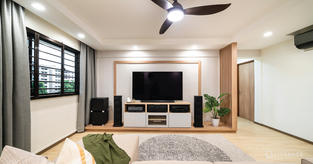 HDB Renovation on Your Mind? Take Inspiration From Our 4-room HDB Designs