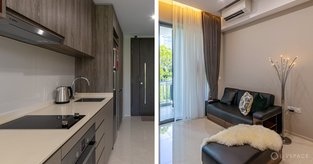 We Designed This 1 Bedroom Condo to Make the Best Use of Space