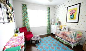 Inspiration | New Parenting Guide: Everything You Need For A Nursery