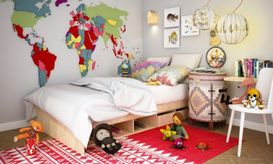 storage options for kids rooms