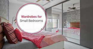 Design Tips for Wardrobes to Make Them Fit in the Tiniest of Rooms