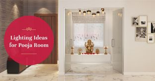 Pooja Room Lights that are Gloriously Divine