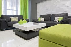 Vibrant Hues Meet Comfortable Design In This Noida Home