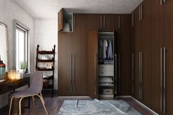 7 Diverse Wooden Wardrobe Designs To Choose From