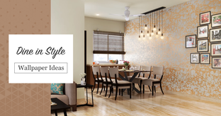 Wallpaper Ideas To Transform Your Dining Experience