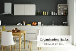 Kitchen organiser ideas
