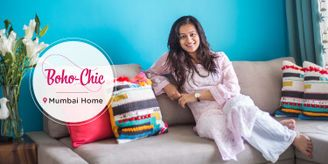 Actress Spruha Joshi's Dreamy 2BHK