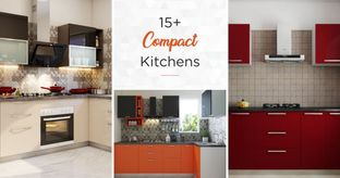 15+ Ideas | Big Makeover for Small Kitchens