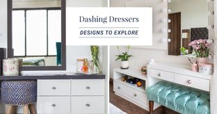 Pick a Dressing Table Design for Your Home