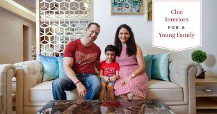 Dreamy 4BHK at New Town Heights