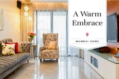 This 2BHK Blends Warmth with Subtle Style