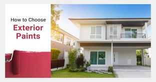 Ways to Pick Home Exterior Paint Colours