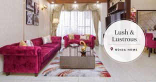 Check Out the Pomp & Splendour at this 3BHK in Cleo County