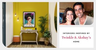 Twinkle Khanna's Home Has Inspired Us