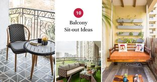Seating for All Types of Balconies