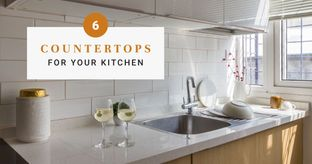 The Most Popular Countertop Options