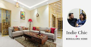 An Inviting 3BHK for a Charming Couple