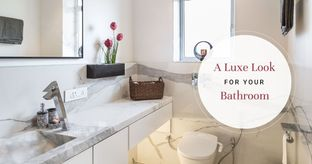 6 Tips for a Luxurious Looking Bathroom