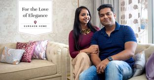 Sun-soaked 4BHK for a Colourist