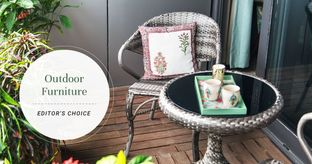 Our Fave Balcony Furniture