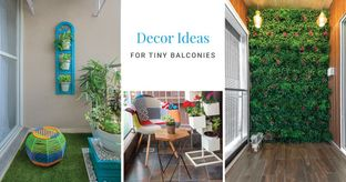 Think Big With Your Small Balcony
