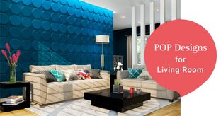 Ceiling to Floor: 4 Different Ways to Use POP in Your Hall