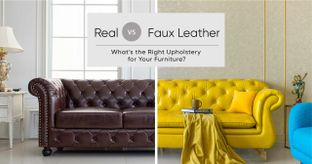From Texture to Durability, What's the Difference Between Artificial Leather & the Real Thing?