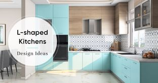 How to Make the Most of L-Shaped Kitchens