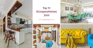 10 Best #LivspaceHomes of 2019