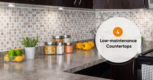 Which Countertop is Easiest to Maintain?