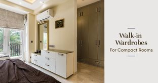 Can You Get a Walk-in Wardrobe for a Small Room?